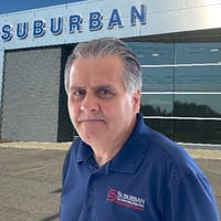 Roger Schmidt at Suburban Ford of Sterling Heights