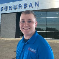 Alex  Arnold at Suburban Ford of Sterling Heights