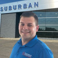 Matthew Drogosch at Suburban Ford of Sterling Heights