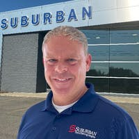 Brian Lagodna at Suburban Ford of Sterling Heights