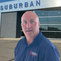 Jay Wiegand at Suburban Ford of Sterling Heights