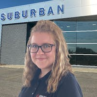 Erin Mikolowski at Suburban Ford of Sterling Heights