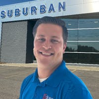 Zach Simpson at Suburban Ford of Sterling Heights