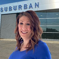 Dionne  Brys at Suburban Ford of Sterling Heights