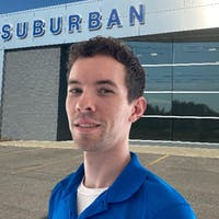 Ryan  Evans at Suburban Ford of Sterling Heights