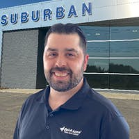 Christopher Carlock at Suburban Ford of Sterling Heights