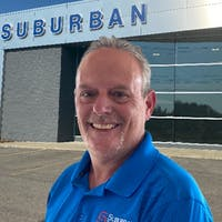 Bryan  Stier at Suburban Ford of Sterling Heights
