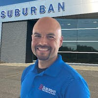 Mike Smitley at Suburban Ford of Sterling Heights