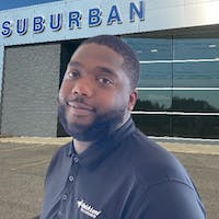 Deonta Spike at Suburban Ford of Sterling Heights
