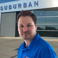 Paul Cramer at Suburban Ford of Sterling Heights