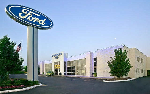 Suburban Ford of Sterling Heights, Sterling Heights, MI, 48313