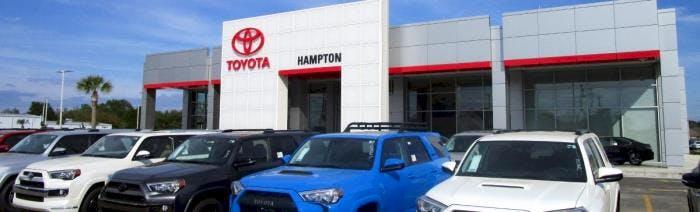 Hampton Toyota, Lafayette, LA, 70503