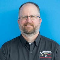 Kirk Linderer at Sapaugh Chevrolet Buick GMC Cadillac