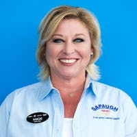 Angie Wright at Sapaugh Chevrolet Buick GMC Cadillac