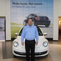 John Sullivan at Lakeland Volkswagen - Service Center