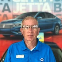 Jeff Havard at Lakeland Volkswagen