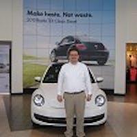Jonathan Fiermonti at Lakeland Volkswagen