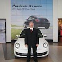 Jeff Arthur at Lakeland Volkswagen