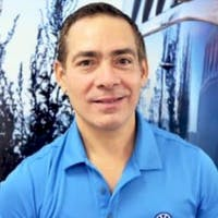 Hiram Mendez Mounier at Lakeland Volkswagen