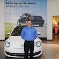 Brian Woerdehoff at Lakeland Volkswagen