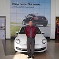 Charles Draper at Lakeland Volkswagen