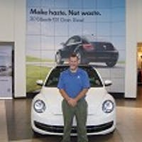 Ron Fondaw at Lakeland Volkswagen - Service Center