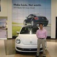 Hiram Mendez Mounier at Lakeland Volkswagen