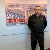 David Icenroad at Thompson Hyundai - Service Center