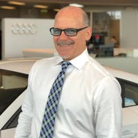 Mark Cacciaguida at Audi Pembroke Pines