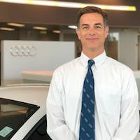 Terry  Doyle at Audi Pembroke Pines