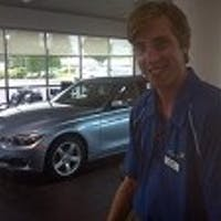 Ian Weir at Richmond BMW