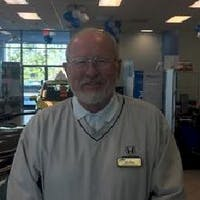 Terry 	 Shaw at Honda Conyers
