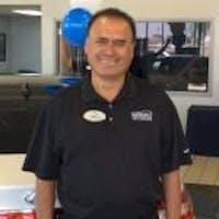 Ismael  Herrera at Bakersfield Hyundai
