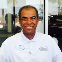 Phillip Pineda at Bakersfield Hyundai