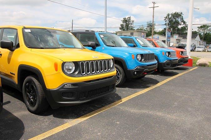 Yark Chrysler Jeep Dodge Ram FIAT, Toledo, OH, 43615