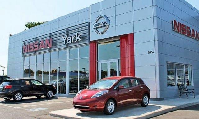 Yark Nissan, Toledo, OH, 43615
