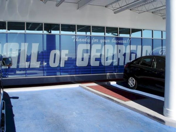 Mall of Georgia Ford, Buford, GA, 30518