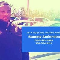 Sammy Anderson at William Mizell Ford