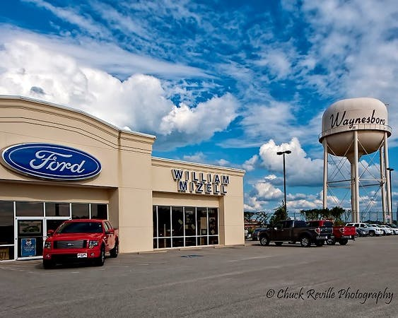 William Mizell Ford, Waynesboro, GA, 30830