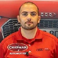 Nasser Abuelian at Chapman Porsche Audi of Tucson