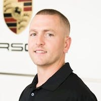 Andrew Stevens at Porsche Tucson