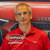 Stephan Michallet at Chapman Porsche Audi of Tucson