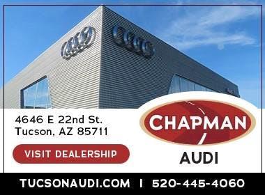 Chapman Porsche Audi of Tucson, Tucson, AZ, 85711