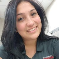 Claudia Bermudez at Southern 441 Toyota