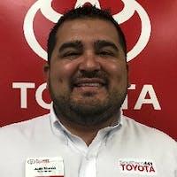 Juan Munoz at Southern 441 Toyota