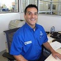 Tino Guerrero at Mercedes-Benz of Naples - Service Center