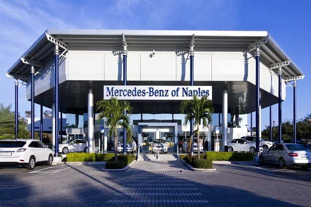 Mercedes Benz Dealership >> Mercedes Benz Of Naples Mercedes Benz Service Center