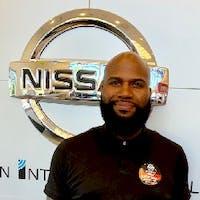 Deshun Jones at 94 Nissan of South Holland