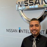 Jose Lopez at 94 Nissan of South Holland