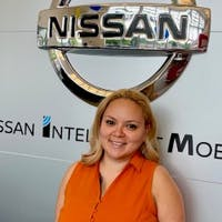 Angelica Napoles at 94 Nissan of South Holland